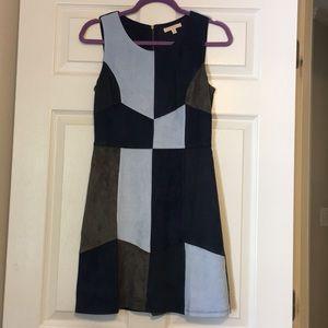 70s style shift dress